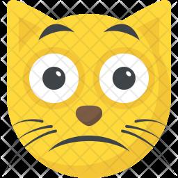 Cat Emoji Icon