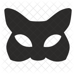 Cat mask Icon