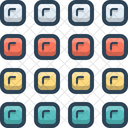 Category Icon Of Colored Outline Style Available In Svg Png Eps Ai Icon Fonts