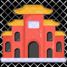 Catholic Chapel Icon