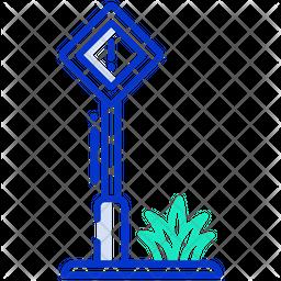Caution Sign Icon