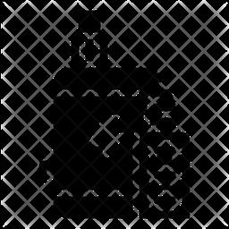 Cbg Vaping Icon