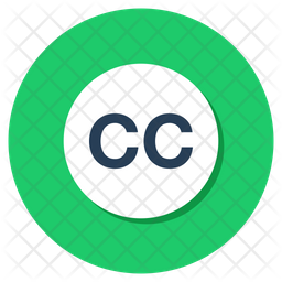 Cc Icon Of Flat Style Available In Svg Png Eps Ai Icon Fonts