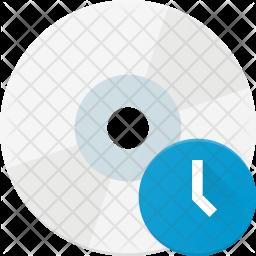 Cd backup Icon