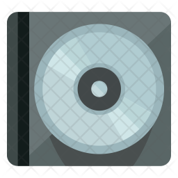 Cd cover Icon