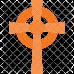 Celtic cross Icon