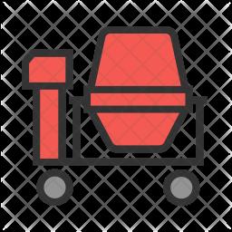 Cement Icon