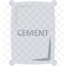 Cement Sack Icon