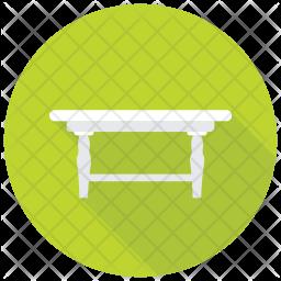 Center Table Icon