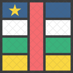 Central Flag Icon