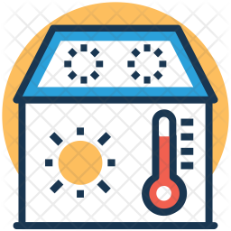 Central Air Conditioning Icon