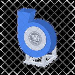 Centrifugal fan Icon