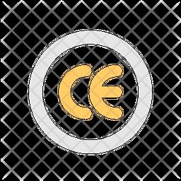 Certification mark Icon