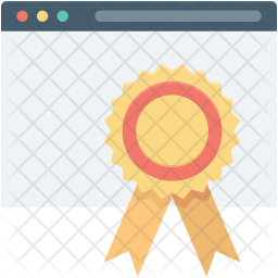 Certified Web Icon