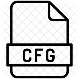 Cfg File Icon