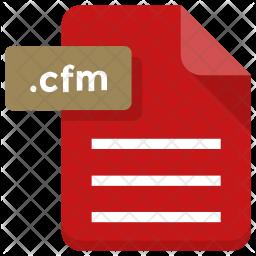 Cfm file Icon