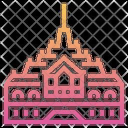 Chakri Maha Prasat Throne Hall Icon
