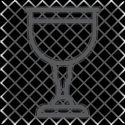 Chalice Line Icon