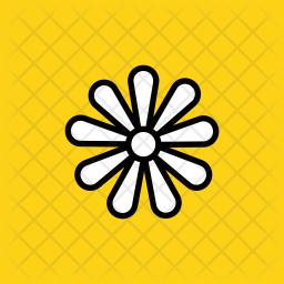 Chamomile Icon