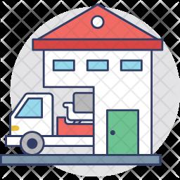 Change Accommodation Icon