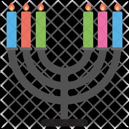 Chanukah Hanukkah Icon