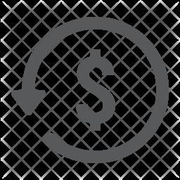 Chargeback Icon