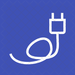 Charger Line Icon