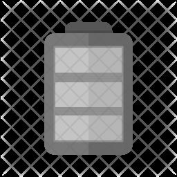 Charging Flat Icon