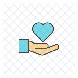 Charity, Care, Love, Donation, Hand Icon png
