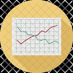 Chart, graphs Icon