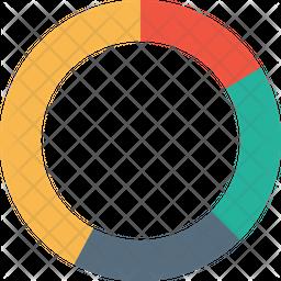 Chart Flat Icon