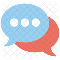 Chat Flat Icon