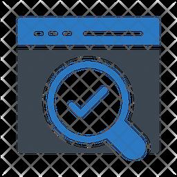 Check Browser Icon