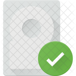 Check Hdd Icon Of Flat Style Available In Svg Png Eps Ai Icon Fonts