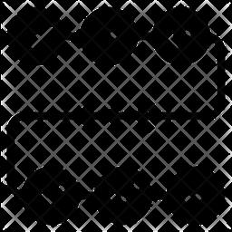 Check Point Glyph Icon