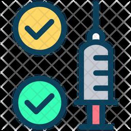 Check Vaccine Icon