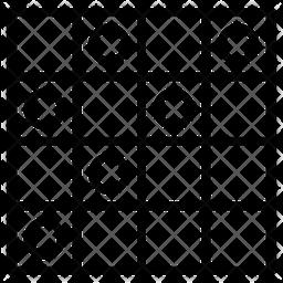 Checkers Icon