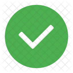 Checkmark Icon of Flat style - Available in SVG, PNG, EPS, AI ...