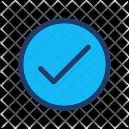 Checkmark Logo Icon