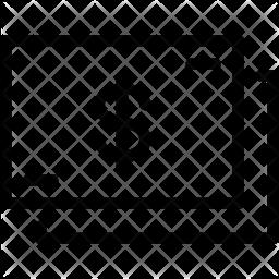 Checkout Line Icon