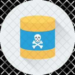 Chemical Barrel Icon