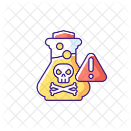 Chemical poisoning Icon