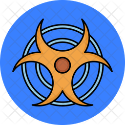 Chemical Toxic Icon