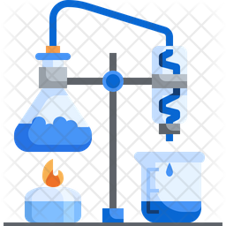 Chemistry Research Icon