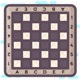 Chess Board Icon