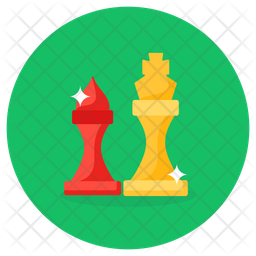 Chess Pieces Icon