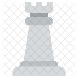 Chess Rook Icon