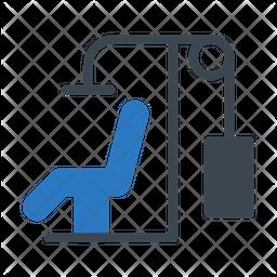 Chest Machine Icon