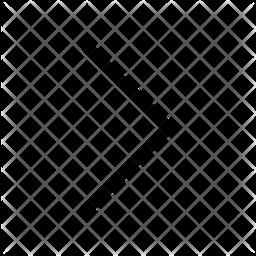 Chevron Right Line Icon