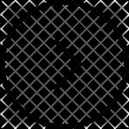 Chevron Right Arrow Line Icon